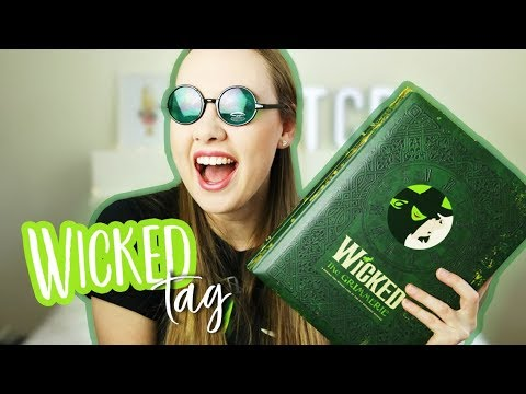 THE WICKED TAG (THAT I JUST MADE UP)