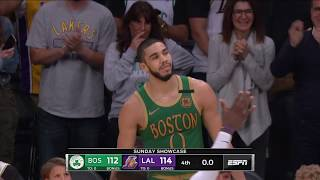 Los Angeles Lakers vs Boston Celtics | February 23, 2020
