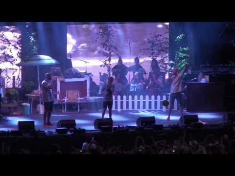 Kapasiteettiyksikkö Come Back - show @ Summer Up 7/7/2012 (Part 1)