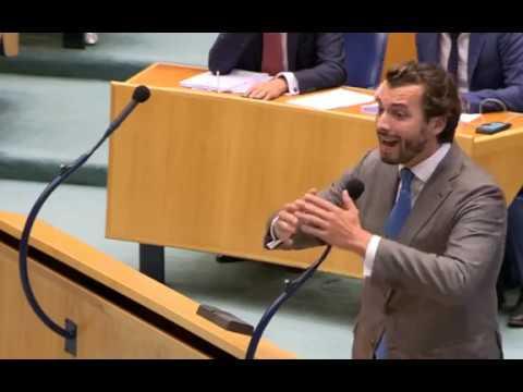 Dijkhoff vs Baudet: Stijging van de zeespiegel is nadelig tenzij we allemaal snorkels worden