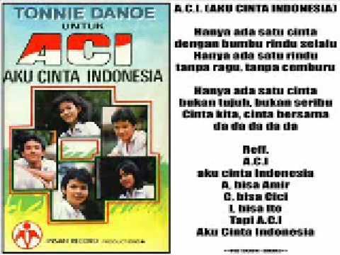 aku cinta indonesia-