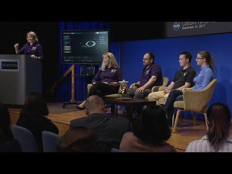 Cassini NASA Social