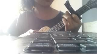Bù nhìn ở trong gương - cover by ukulele :v