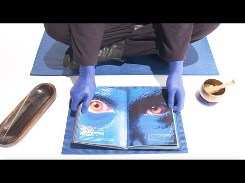 Breathing Exercises | Presented by Blue Man World | First-Ever Book Trailer | Blue Man Group