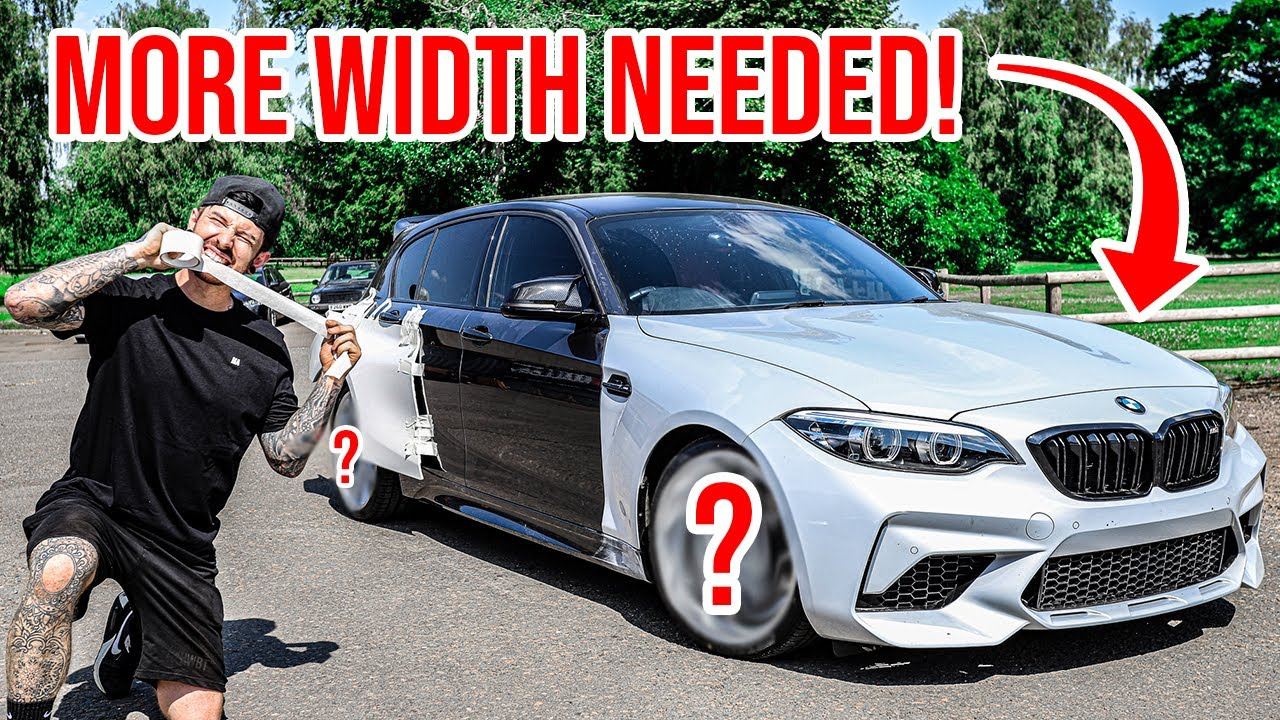MY BMW M2 HATCHBACK BUILD IS GETTING DIFFICULT