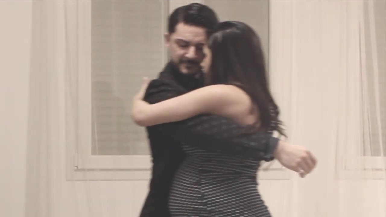 2 Corazones Tango Accademia - L' Ultimo Tango In Gravidanza - 9 Months Pregnant