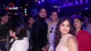 Mr. Faizu, Jannat Zubair LIVE DANCE At Fruity Lagdi Hai New Song Launch Party