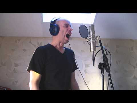 Manowar - Heart of steel (vocal cover)
