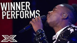 WINNER Dalton Harris Returns To Perform BRILLIANT New Song! | X Factor Global