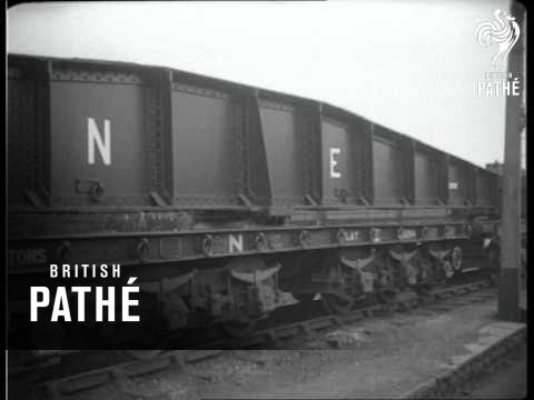 World's Largest Railway Wagon (1930)