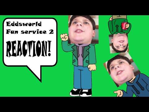 Eddsworld Fanservice 2 REACTION!