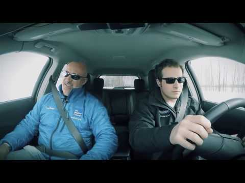 Michelin Winter Tires vs. All Season Handling with Jim Cantore