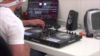 DJStillBallin Live Show Part 1. Dancehall / Pioneer DDJ-SR / DJ FX Samples