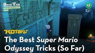 The Best Super Mario Odyssey Tricks (So Far)
