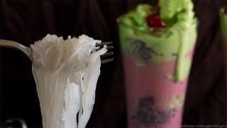 Falooda Sev / Vermicelli / Noodles Recipe | Homemade