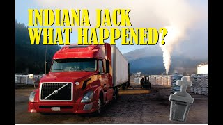 What Happened to Indiana Jack?