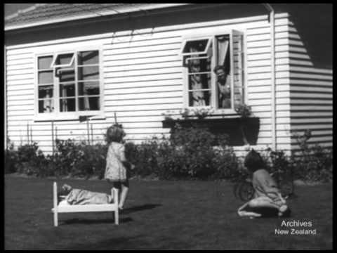 Housing in New Zealand (1946) [Part 1 of 2]