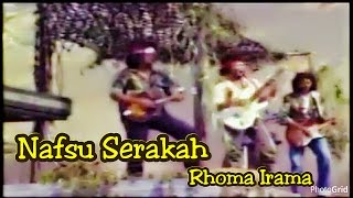 """Nafsu Serakah"" - Rhoma Irama - The Original Video Clip Movie ""Perjuangan & Doa"" - Th 1980"