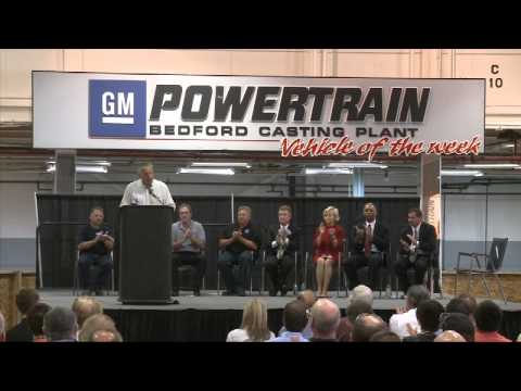 GM Investing Money, Creating Jobs At Bedford Plant