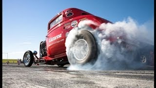Best of Hot Rod BURNOUTS ( PURE SOUND ) (HD)
