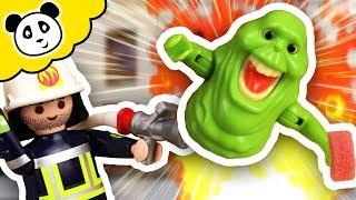 Playmobil Ghostbusters - Slimer der Held? - Playmobil Film