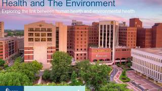 Health and the Environment | Conversation Cafe Series - MUSC Sustainability and Recycling