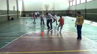 Proyecto Deportivo Especial Despertar - Guido Basquet