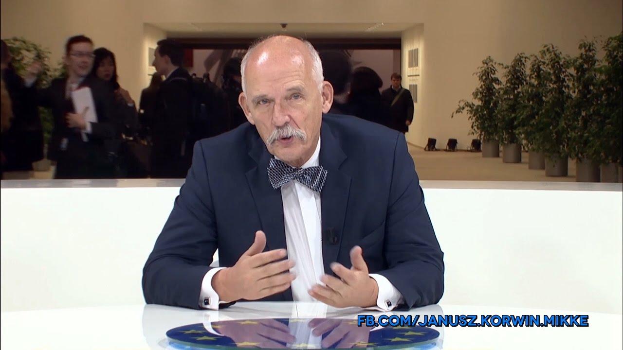 Inwestycje w Polsce a program 500+ - Janusz Korwin-Mikke