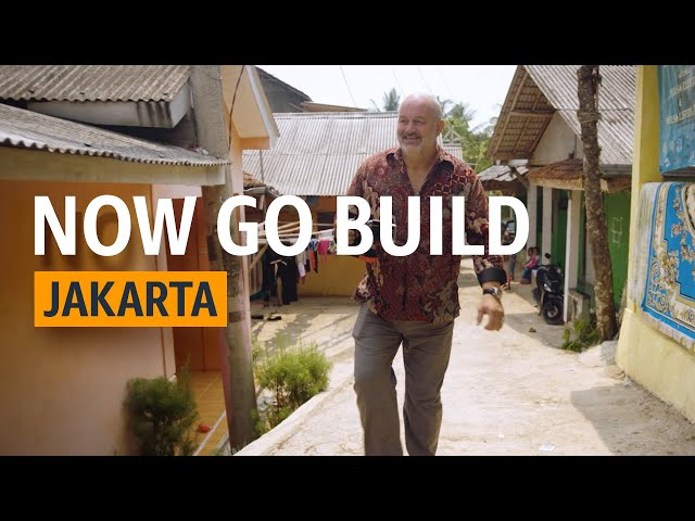 Now Go Build with Werner Vogels – S1E1 Jakarta