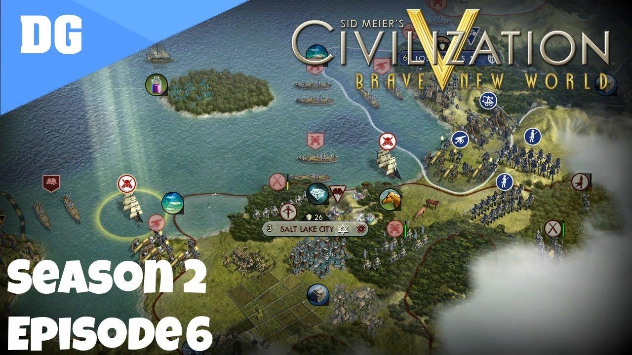 Civilization v brand new world season 2 episode 6 we need a civilization v brand new world season 2 episode 6 we need a comeback civ 5 gameplay gumiabroncs Images