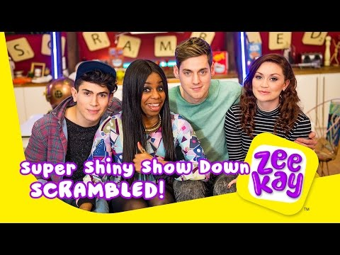 Super Scrambled Shiny Show Down | Scrambled! | ZeeKay
