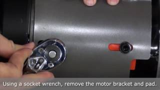 Vision Treadmill Drive Motor Replacement