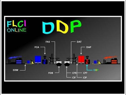 DDP Delivered Duties Paid | Rendu Droits Acquittés | QCM Incoterms | Quizz Import Export