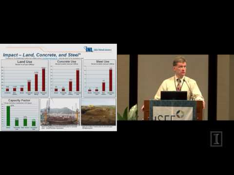 iSEE Congress 2016 — Session 5: Nuclear Energy: A Panacea for Future Energy Needs?