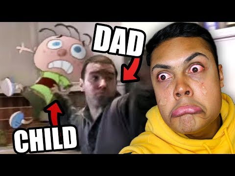 REACTING TO THE MOST SAD ANIMATIONS (EVERY CHILD SHOULD WATCH THIS)