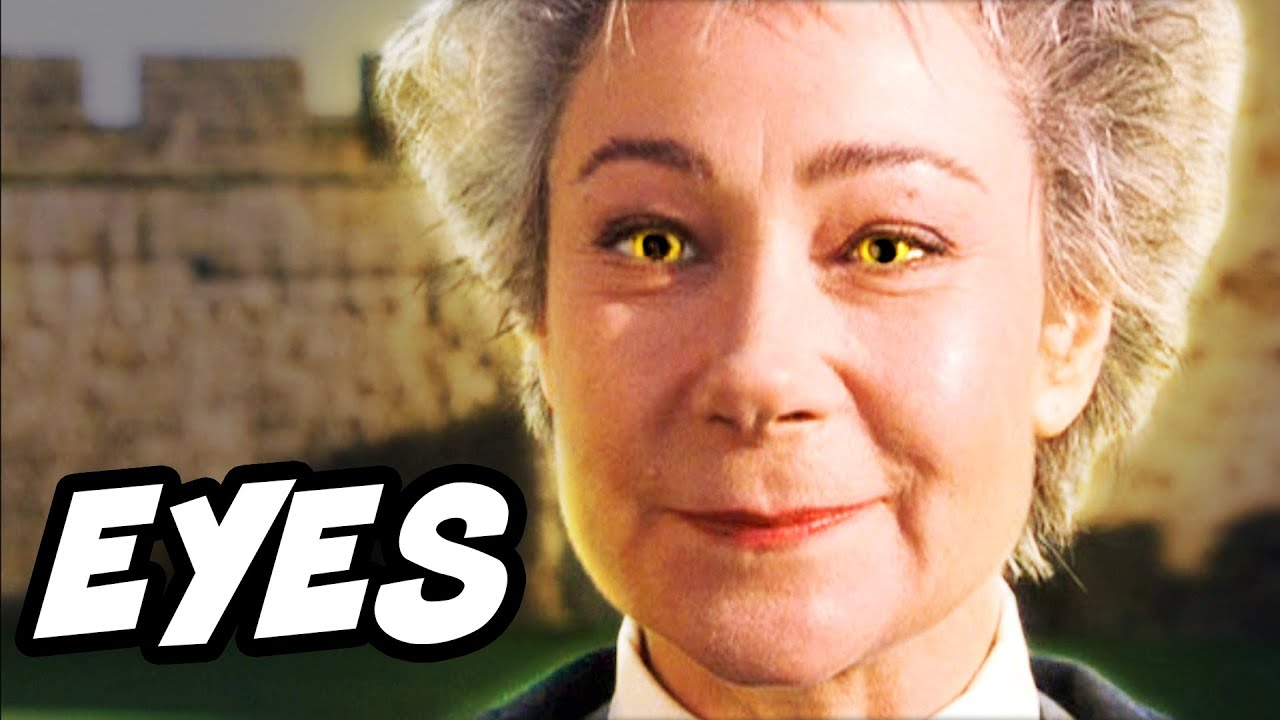 Download Why Madam Hooch Had YELLOW Eyes - Harry Potter Theory