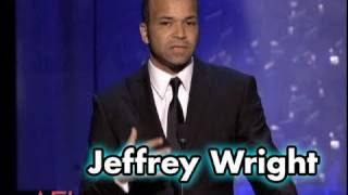 Jeffrey Wright Inspired By DOG DAY AFTERNOON & Al Pacino