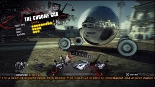 ★☆★ Burnout Paradise: 10 Sponsor Cars + Chrome Car Permanently Unlocked (Download Link) ★☆★