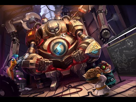 Lost Riot Diamond Robot Bot Logs Recording