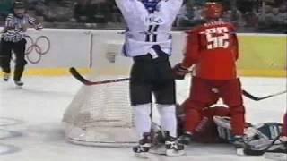 Suomi - Venäjä: Olympialaiset 2006