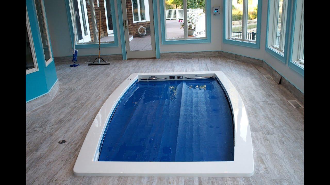 Swim Spa Home Addition