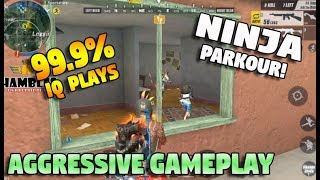 LvL999 AGGRESSIVE GAMEPLAY  (Rules of Survival: Battle Royale)