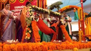 Lord Rama Janmotsav Palana (a type of song) sung at Ram Navami Utsav 2013