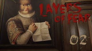 Let's Play Layers of Fear #2 - Hexenbrett - Ouija Brett - Deutsch - Gameplay - German - HD thumbnail