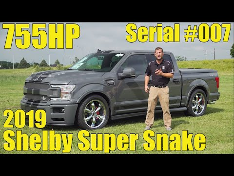 Serial #007! 2019 Shelby F150 Super Snake Review. Exhaust, Walkaround, How to Buy!