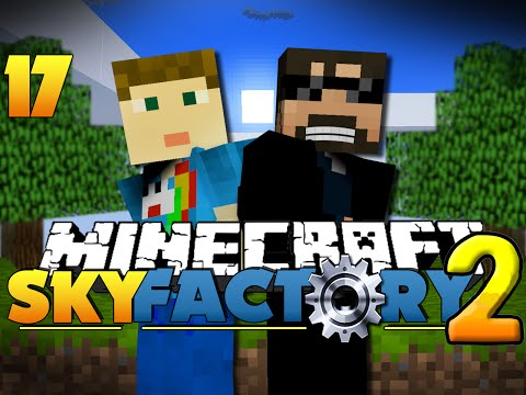 Minecraft SkyFactory 2 - 3,000,000 POWER?! [17]
