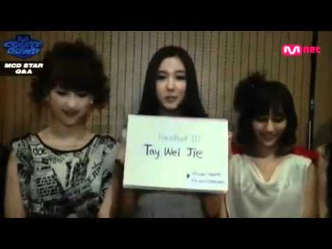 110822 Chocolat Debut Interview