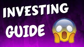 HOW TO MAKE MILLIONS BY INVESTING!  INVESTING GUIDE IN MADDEN MOBILE 17