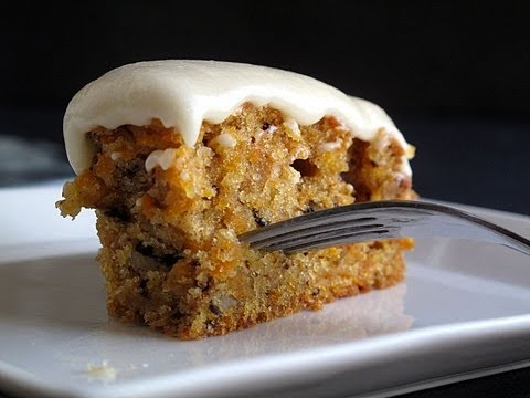 Carrot Cake Recipe Healthy