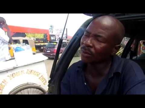 Liberia Decides Team  in Duala, on the Bushrod Island/ Street Talk/ Citizens engagement